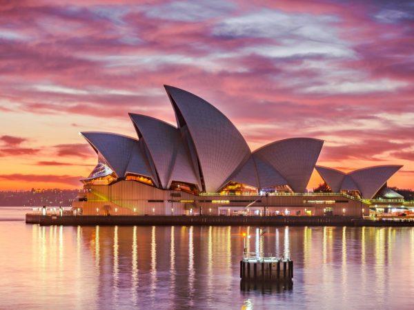 abroad in Australia